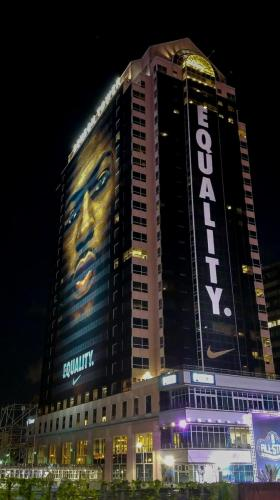 EQUALITY BUILDING WRAP